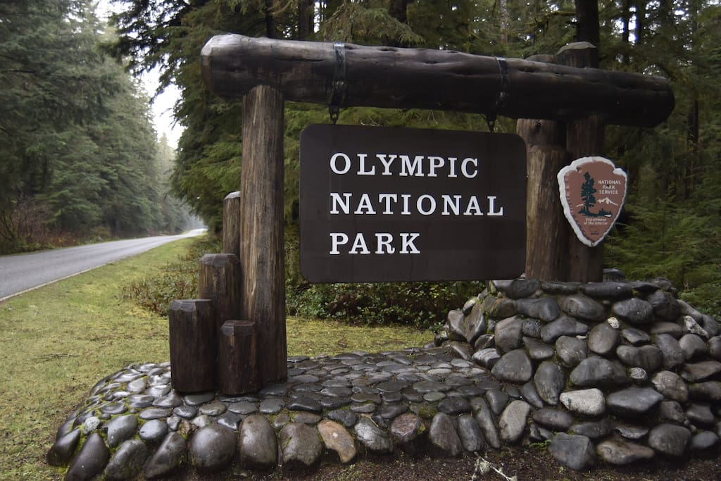 Olympic national park vacation rental houses for rent in for Cabin rentals olympic national forest