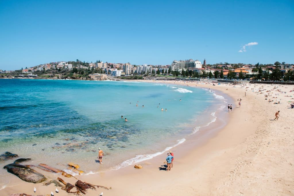 5 Minute Drive to Coogee Beach