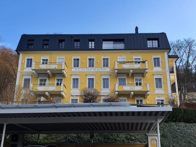 Villa Fliederhof - im Herzen von Bad Gleichenberg