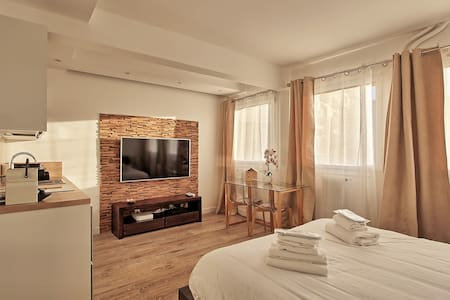 Modern and cozy studio close to the Eiffel Tower - Paris