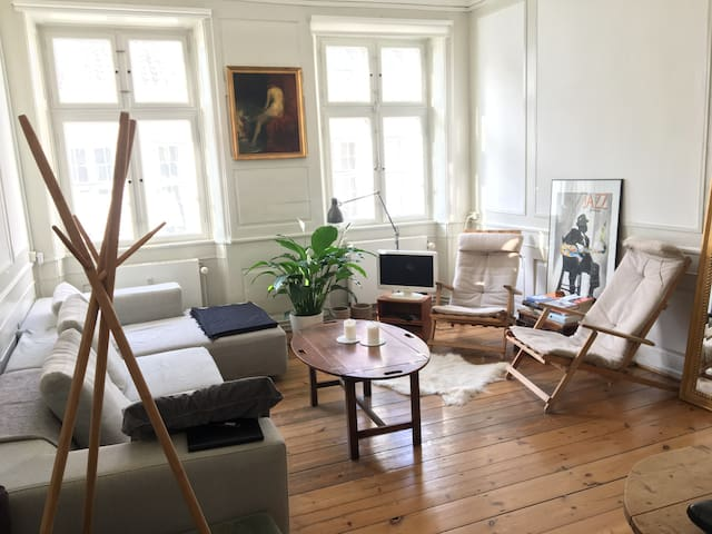Central flat in Copenhagen - โคเปนเฮเกน - อพาร์ทเมนท์