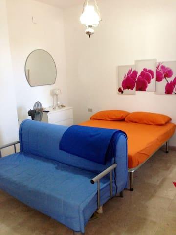 Mini appartamento indipendente in villa sul mare