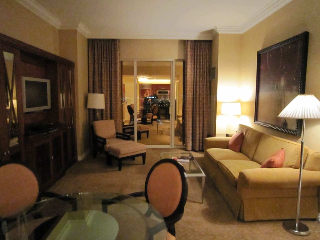 MGM Signature BR BA Penthouse Right On The Strip Apartments - Mgm signature 2 bedroom suite