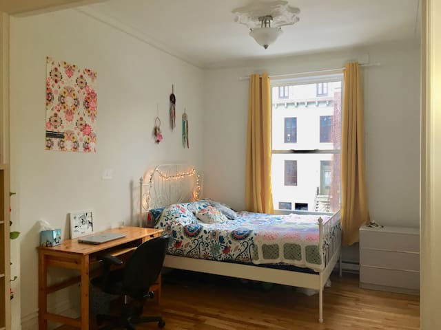 Spacious room in Quartier Latin (Berri-UQAM)