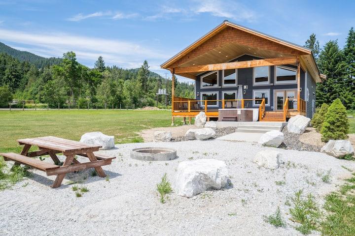 River Meadow Cabin