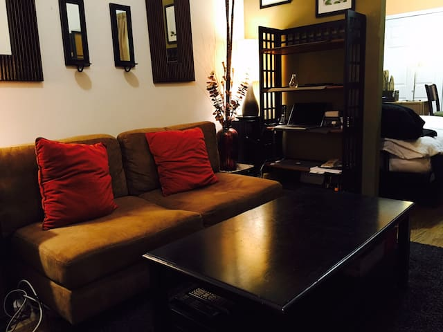 Fully Private Railroad Apt - Perfect NYC Location - New York - Pension
