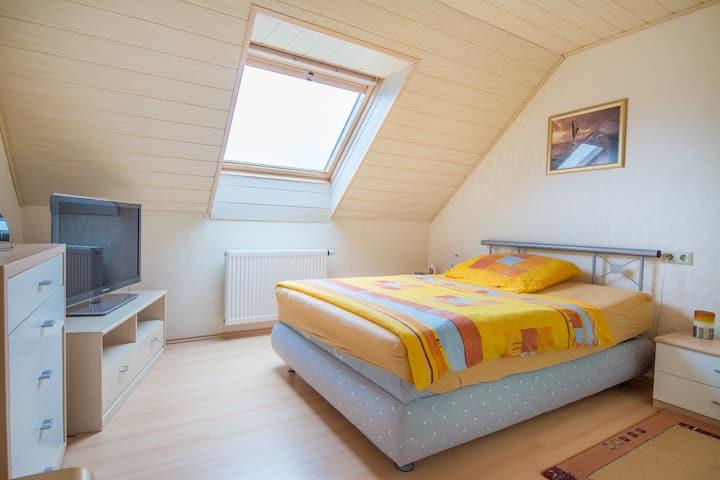 3 rooms for Hannover Messe, Interschutz, IAA
