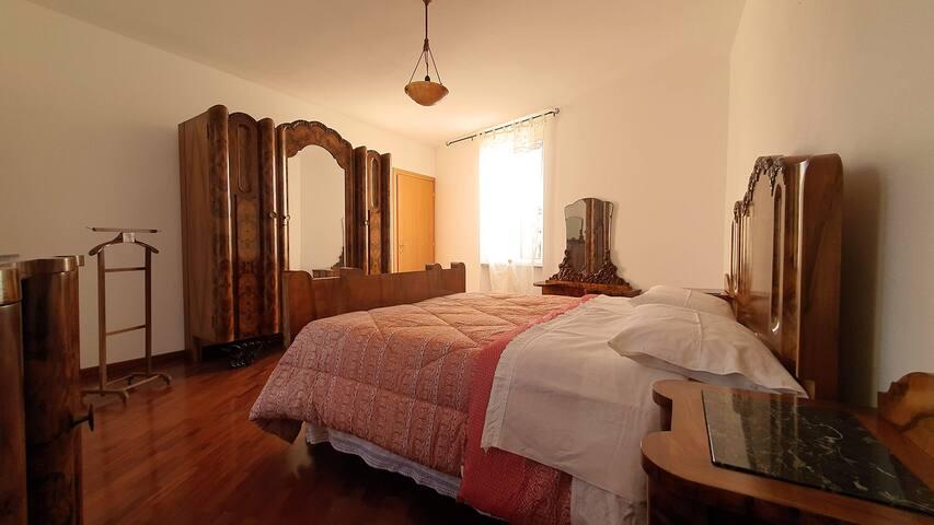 Appartamento d'epoca in tipico cortile lombardo