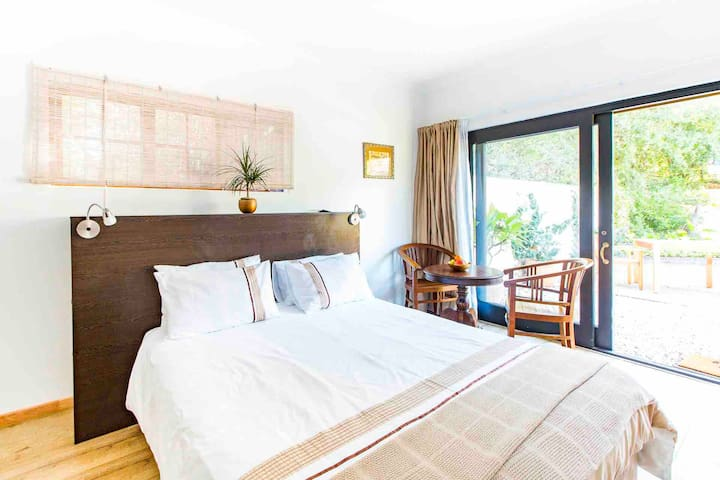 Comfortable private room in Ambiente Guest House