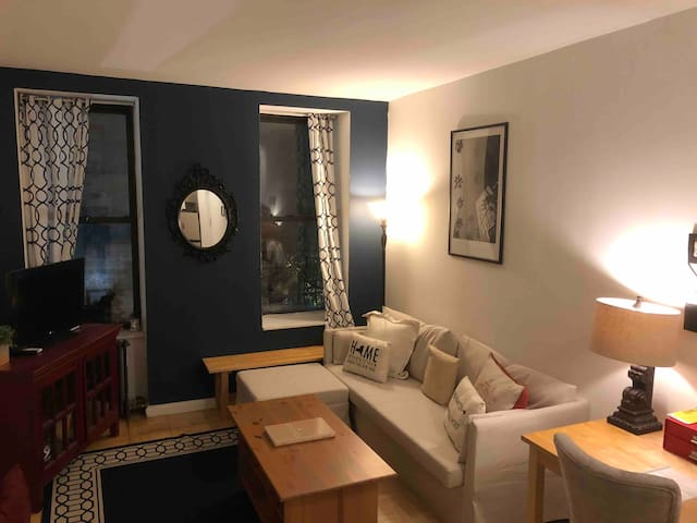 Large Private 1BR Apartment- Best Location Chelsea