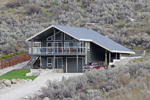 Immaculate Sun Cove/Lake Entiat Home W/Lake Views!