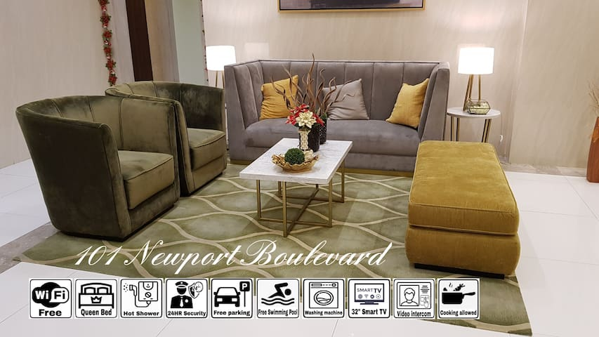 Brand New Condo 10min walk to NAIA T3