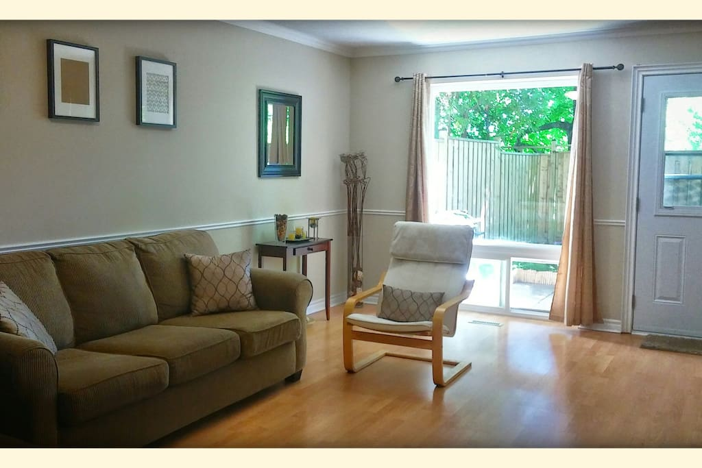 Common areas - Living Room