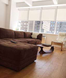 Luxury and Cozy Apartment in TriBeca - New York - Appartamento