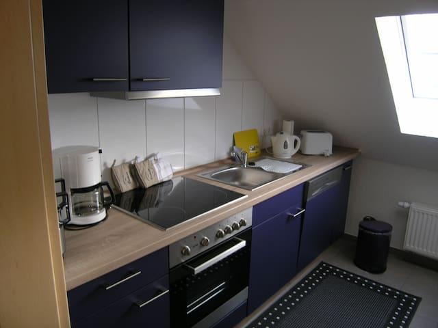 Küchenzeile , Komplettausstattung