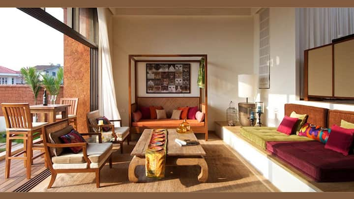 Premium Sea view Villa with Pool