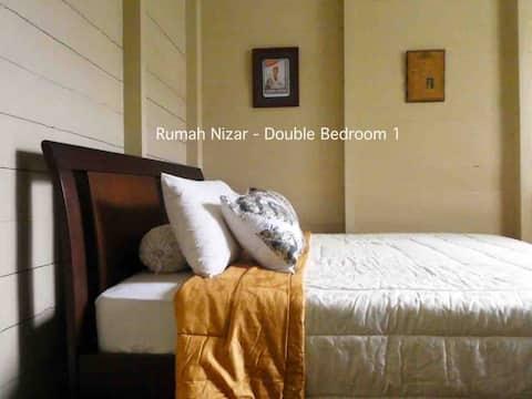 Rumah Nizar - 2BR [1] (next to Ngarai Sianok)