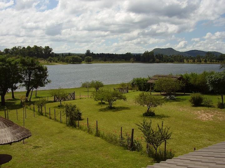 Cabaña 2 con Salida al Lago - Cabañas del Dique