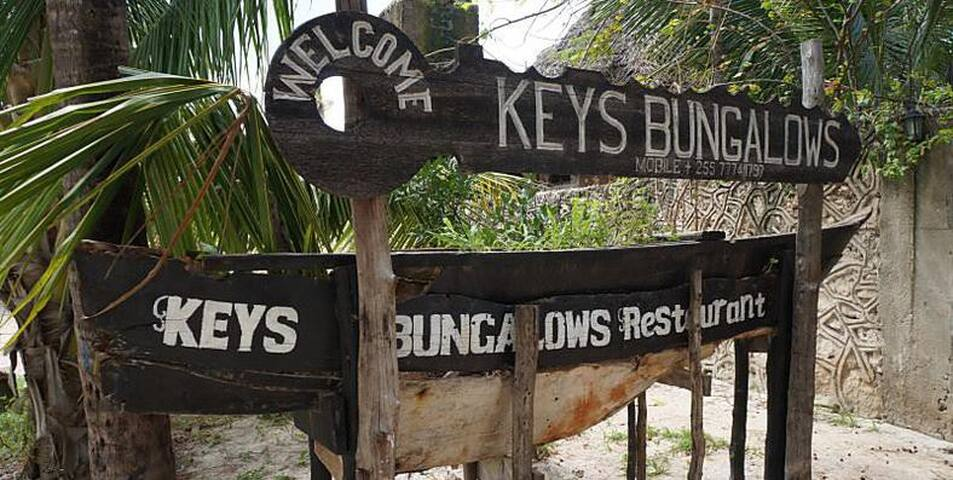 Keys Bungalows - Zanzibar Town