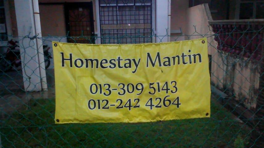 Homestay Mantin - Mantin - Casa
