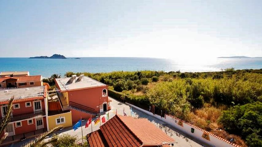 View Apartment by the beach! - Corfu - Kondominium