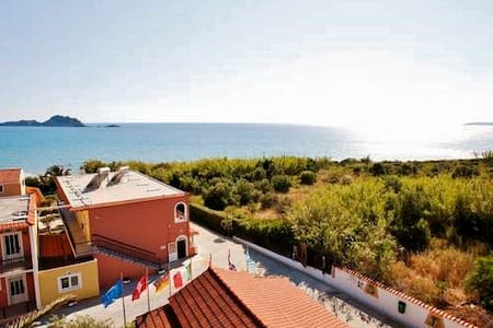 View Apartment by the beach! - Corfu - Ortak mülk