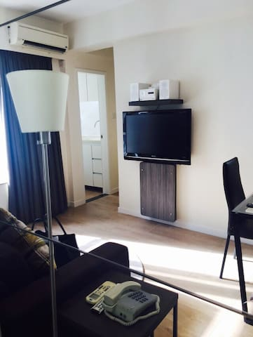 Cosy apartment in city downtown - Wanchai - Apartment