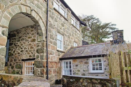 Cosy 2 Bed Apartment in Snowdonia National Park