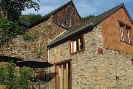 Maison de village en montagne - Gouaux-de-Luchon - Talo