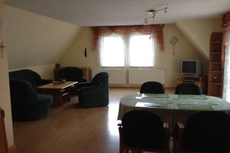 Ferienwohnung in der Stadtmitte - Oschatz