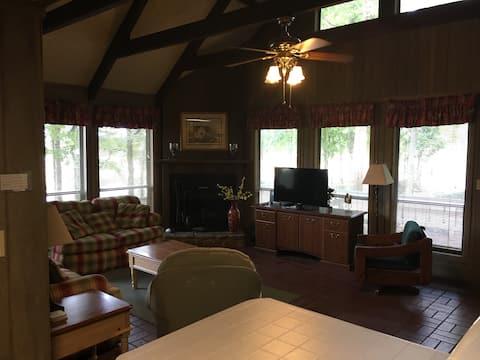 3 Bedroom Chalet in Beautiful Pine Mountain, GA.