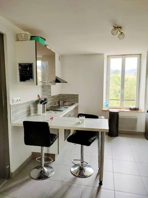 Appartement à la porte des Vosges