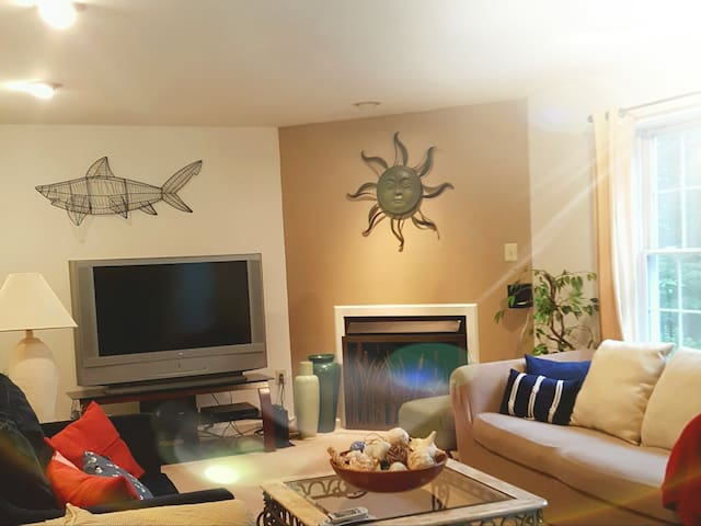 Blakeslee Lakefront Home with  an Amazing View