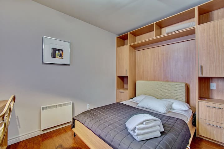 Montreal Espace Comfort (private bathroom) - Montreal - Bed & Breakfast
