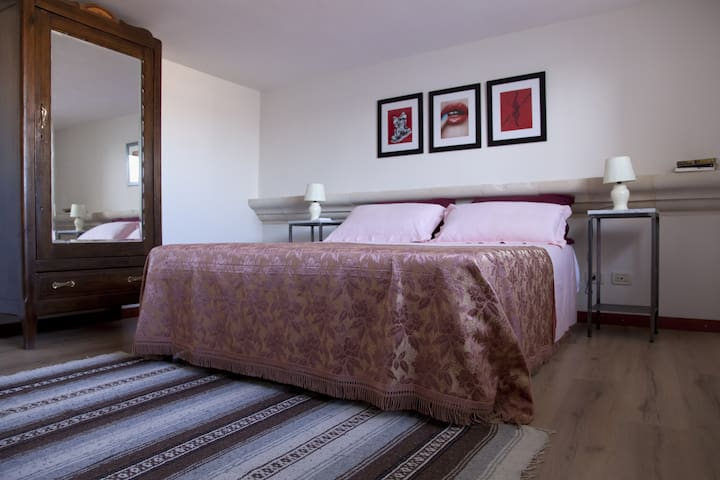 Antico Palazzo Spandi, Three-roomed on two levels