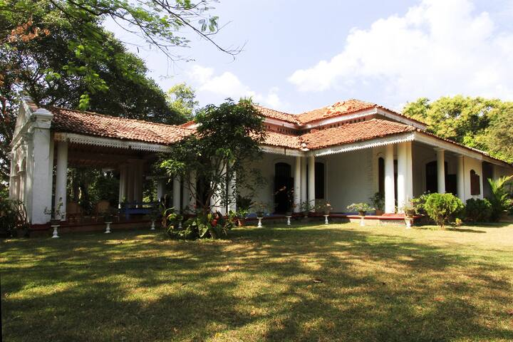 Hill House for Friends- Negombo