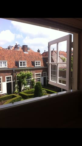 Pittoresk huisje. Hartje centrum Leiden