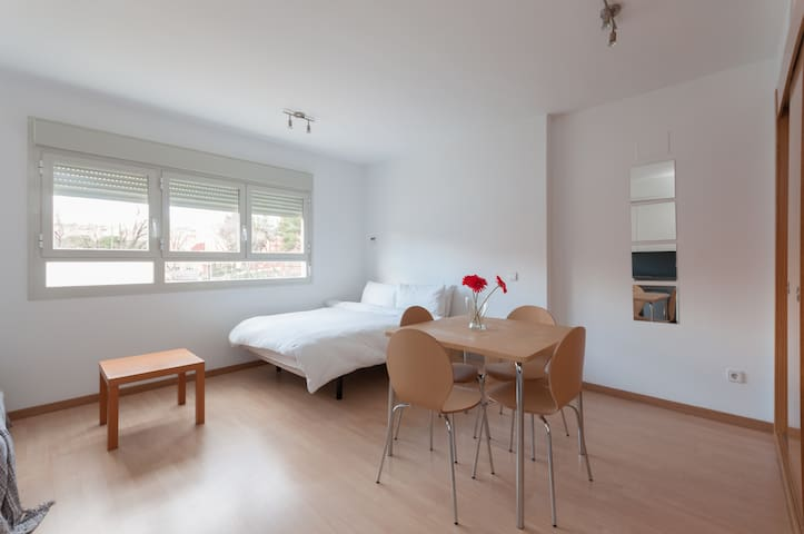 Private Studio Near Madrid Centro - Madrid