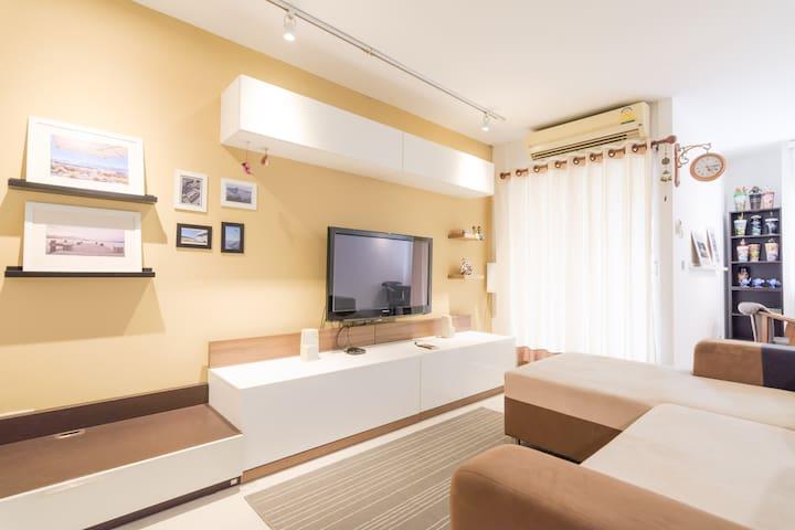 the second home - Bangkok - Wohnung