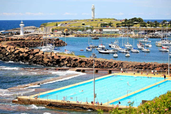 Park View - North Wollongong - アパート