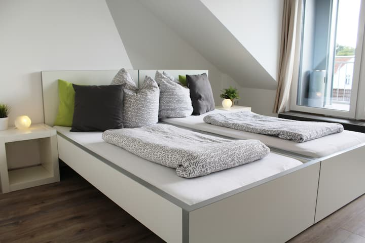 Traumwohnung 3.2 - City of Münster (1-4 Pers)