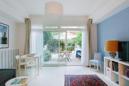 Casetta Azzurra, con giardino, bici e free parking