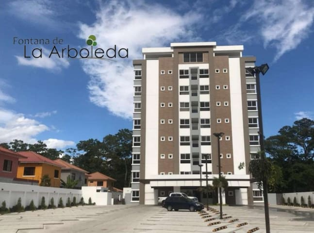 Modern and comfortable luxury apartment