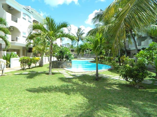Beach Villa ARIEL ** | Grand Baie - Mauritius