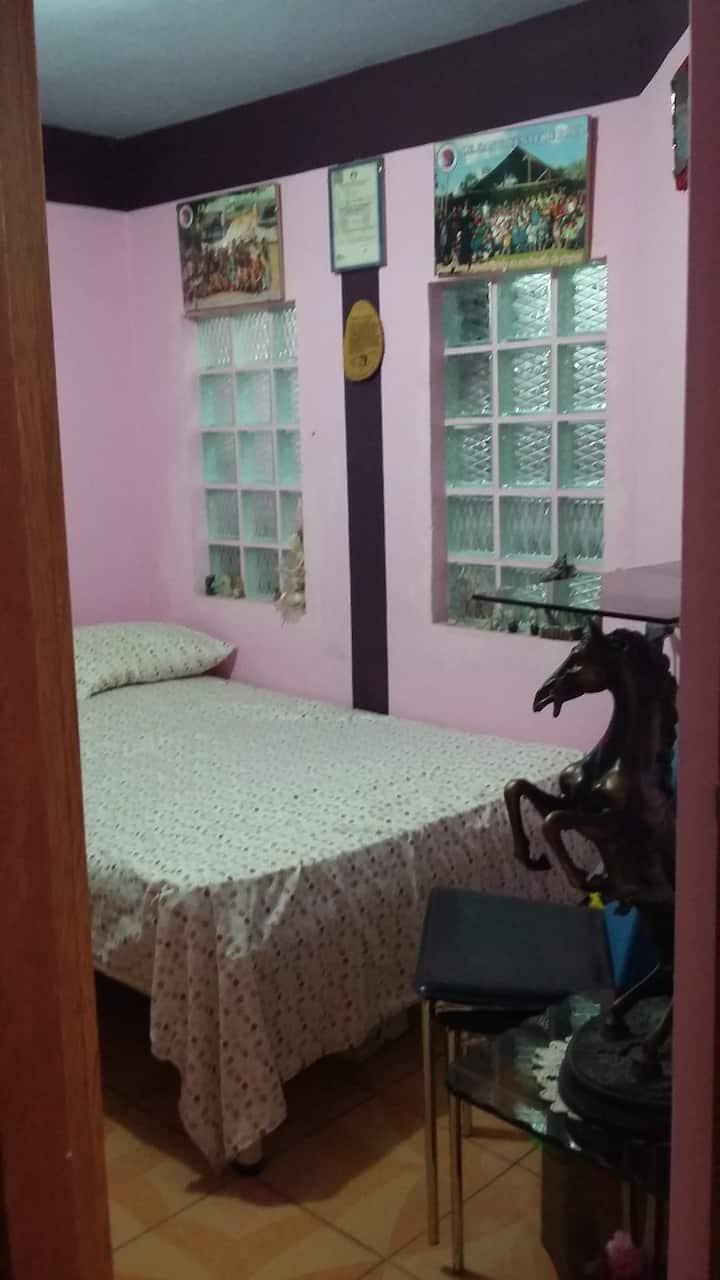 Habitacion Confortable para sentirte como en casa