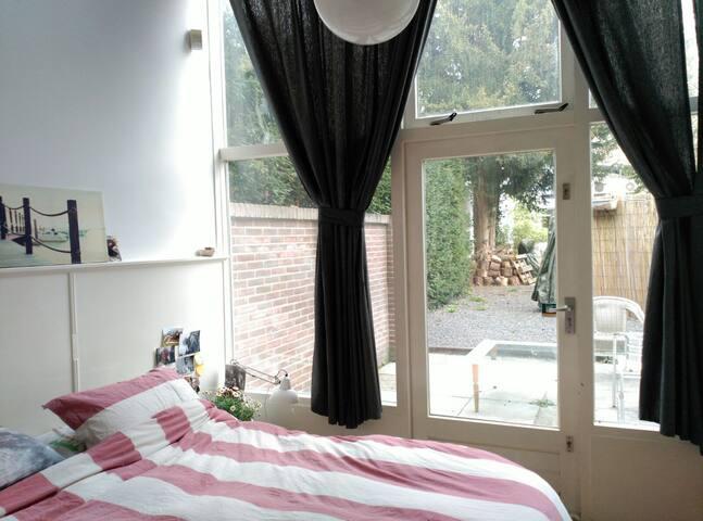Beautiful private apartment for 2 people - Nijmegen - Casa