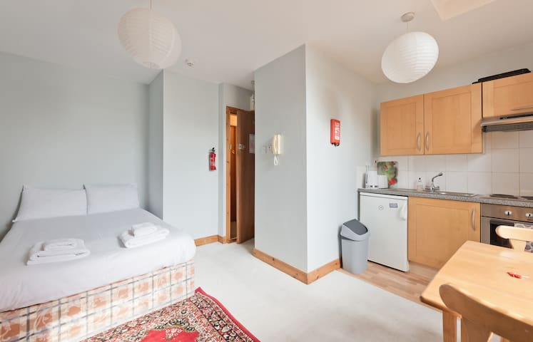 7 Clean apartment, 10 minute walk from Dublin City GROT28