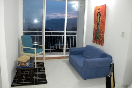 Apartment in front Metrocable Station - Medellín - Lakás