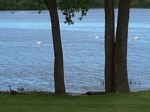 Bay of Quinte Waterfront Cottage
