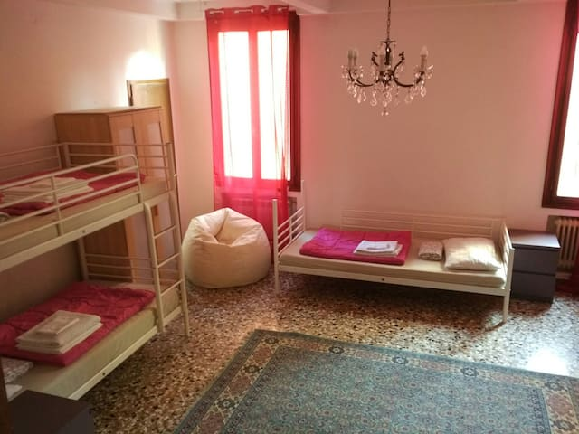 The Academy shared rooms - Venezia